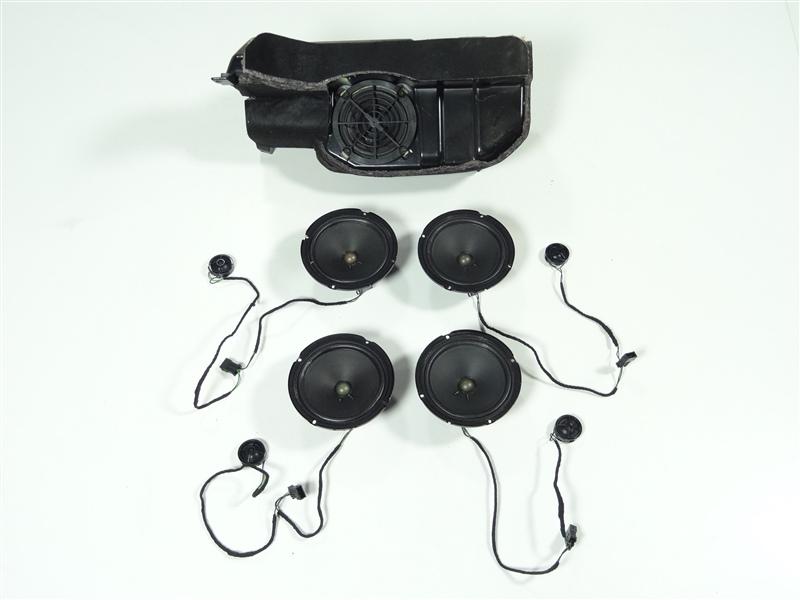 audi a6 allroad 4b soundsystem bose lautsprecher bassbox. Black Bedroom Furniture Sets. Home Design Ideas